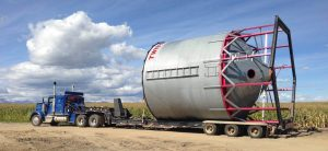 Ledarco Grain Bin Moving